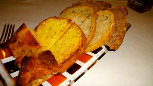 Assortment of Breads.