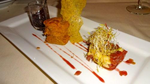 Carne Salata Tartare.