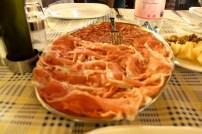Prosciutto di Parma.