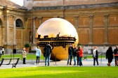 Start of the Vatican Museum Tour.