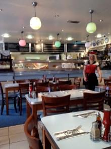 Poppies Restaurant.