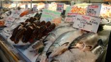 Tons of Fresh Seafood.