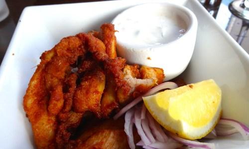 Chennai Chicken Marinated in Yogurt, Cumin, and Coriander (7/10).