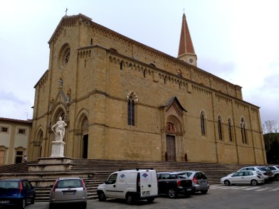 Arezzo Cathedral.