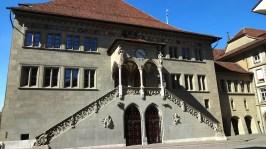 Rathaus: City Hall.