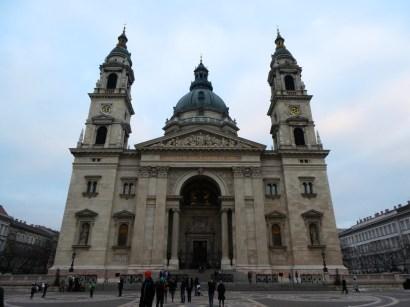 St. Stephen's Basilica.