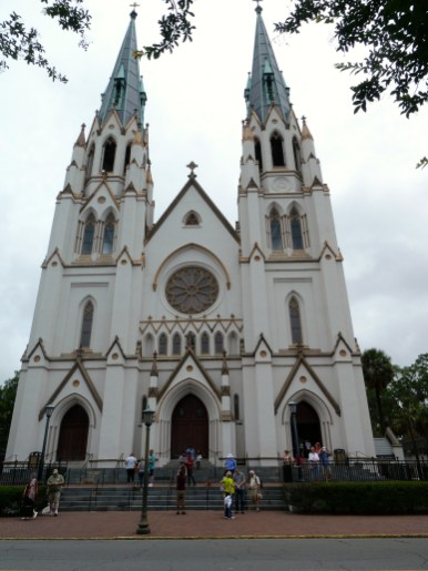 Cathedral of St. John the Baptist.