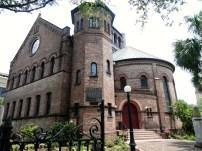 Circular Congregational Church.