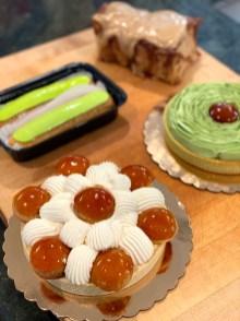 Tarts de Feybesse and Astranda Bakery.