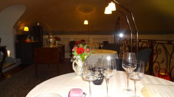 One of the Many Dining Rooms.