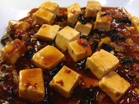 Mapo Tofu.