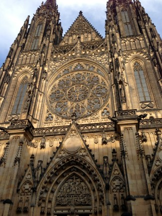 St.Vitus Cathedral.