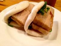 Pork Buns at Momofuku Noodle Bar.
