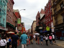 Checking Out Little Italy.