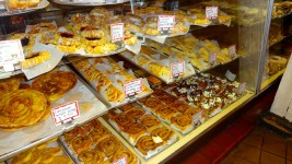 Yummy Pastries.