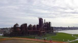 Former Oil Plant.
