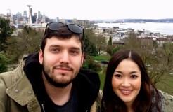 Seattle Selfie.