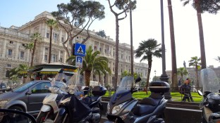 Piazza Cavour.