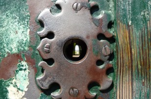 The Aventine Keyhole.