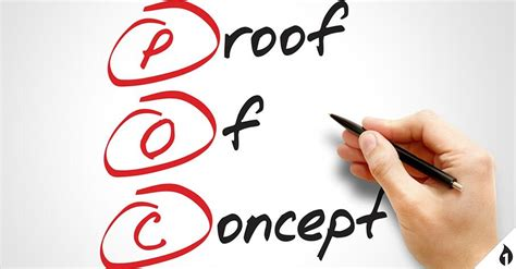 Proof of Concept image for webinar on evaluating a purchase through proof of concept