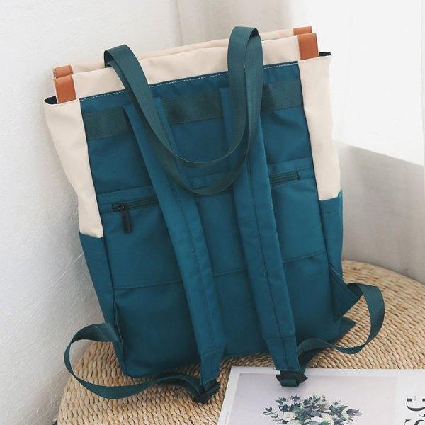 防潑水悠閒多用途旅行背包