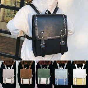 [預訂款 8折優惠] 綉花+皮配帆布背包 – RE.LAYER