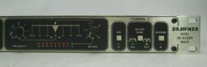 DRAWMER MX50 DUAL DE-ESSER
