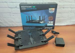 NETGEAR Nighthawk X6S AC3600 Tri-band Smart WiFi Router R7900P