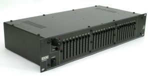 Rack Mount Rane GE27 Graphic Equalizer GE-27 #234
