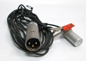 Sescom MC-326 Lavalier Microphone 3 Pin XLR