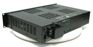 CROWN 280A Commercial Audio Series 4-Ohm 80-Watt 2-Ch Power Amplifier