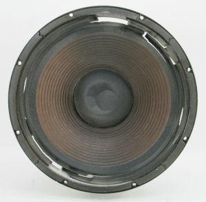 """EV Electro Voice EVX-155 15"""" LF Low Freq Woofer Speaker – BASKET ONLY"""