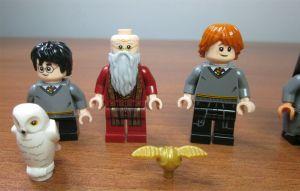 Lego Minifigures Harry Potter Fantastic Beasts Albus Dumbledore Chang Granger