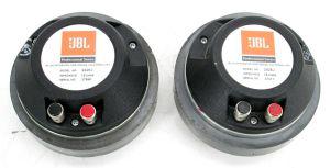 """PAIR of JBL 2426-J 16-Ohm 1"""" 25mm Titanium Drivers"""