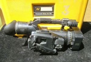 PANASONIC AG-DVX100AP AG-DVX100A CAMCORDER MINI DVCAM