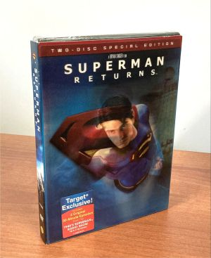 Superman Returns Two Disc Special Edition DVD NEW SEALED