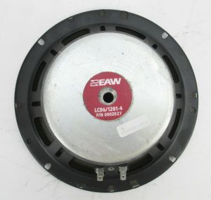 "EAW LC06/1201-4 6"" Midrange/Midbass Driver 4-ohm – Replaces 804003 Speaker"