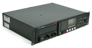 Rack Mount Fostex DV824 Multitrack 8-Track DVD Recorder