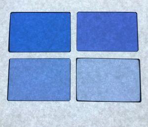 "TIFFEN 2×3"" LOT OF 4 80A 80B 80C 80D GLASS RECTANGLE CAMERA FILTER"