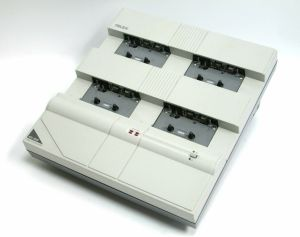 Telex ACC-4000 Slave Stereo Commercial Cassette Tape Duplicator #5074