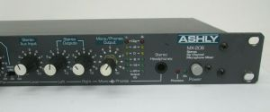 ASHLY MX-206 STEREO MICROPHONE MIXER