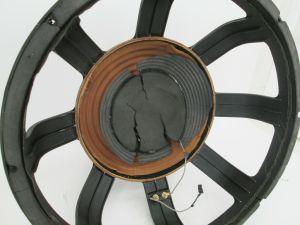 """AuraSound 1808 18-Inch Woofer 18"""" Speaker w/ Neodymium Magnet – BASKET ONLY"""