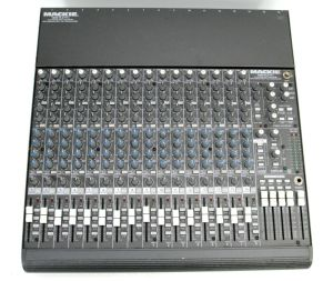 Mackie 1604-VLZ PRO 16-Channel Mic/Line Mixer Mixing Console #1798