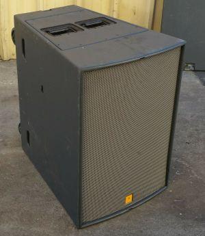 Martin Audio W8CS Wavefront Compact horn loaded & ported Subwoofer Speaker