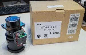 NEC MT60-26ZL Long Zoom Projection Lens