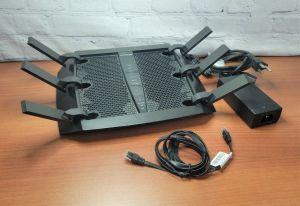 NETGEAR Nighthawk X6 AC3000 Tri-band Smart WiFi Router R7900