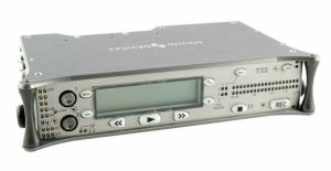 NEW Sound Devices 722 High-Resolution Portable Audio Recorder