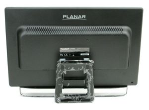 """Planar PXL2430MW 24"""" FullHD 1920×1080 Widescreen LED Dual-Touch LCD Monitor"""