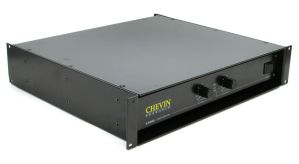 Rack Mount Chevin Research A3000 Linear Power Amplifier 500-W/CH @ 8-OHMS #1796