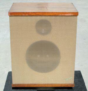 SINGLE – Vintage BOZAK B-302A Loudspeaker Speaker